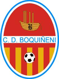 Escudo Boquiñeni C.F.